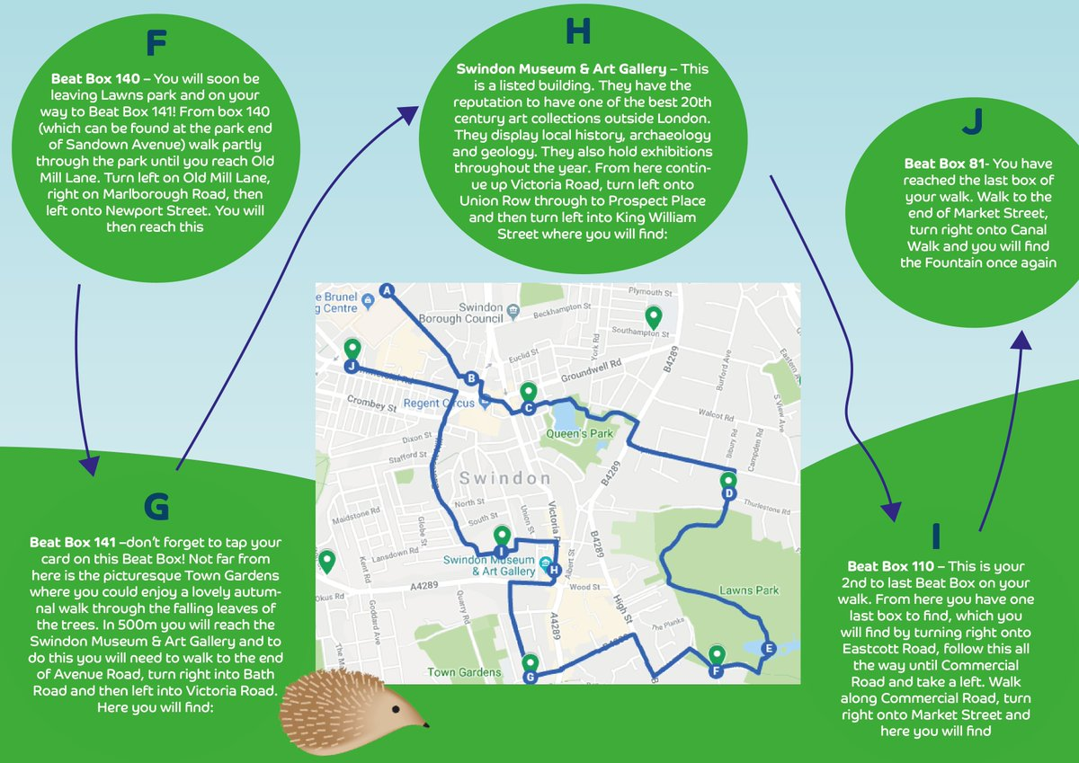 hight resolution of btsswindon on twitter fancy finding out about the history and wildlife of your local area try out our beat the street trail this weekend