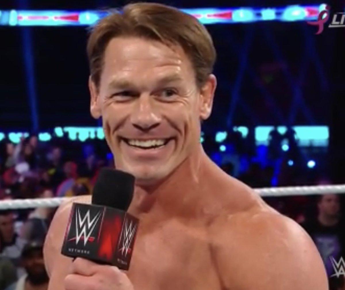 Hair Cutting John Cena