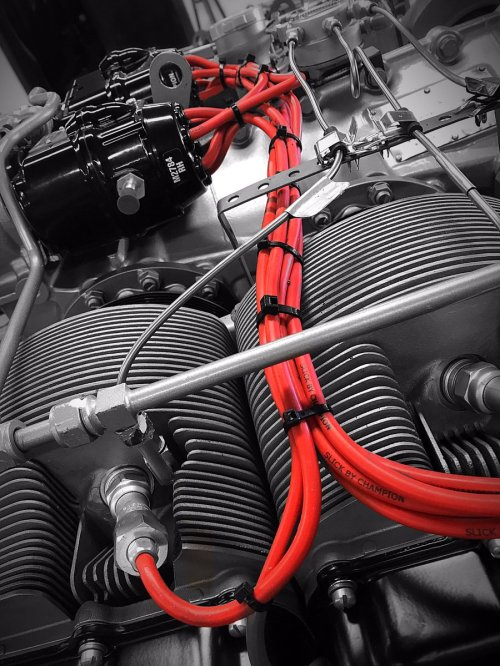 small resolution of featuring a patented coiled center wire the slick by champion ignition harness provides best in class noise reduction and flexibility and is the most