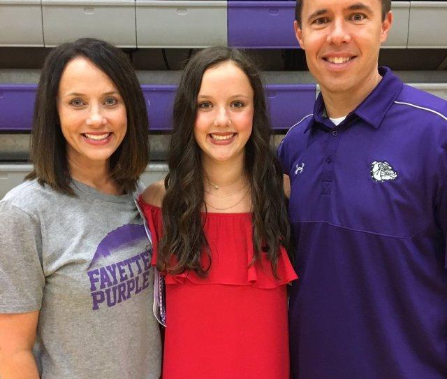Jeff Boogaart On Twitter Fayetteville Homecoming Senior Year Purple