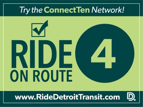 small resolution of and now it s back on woodward route before the qline construction check https ddot info route 4 for a full schedule pic twitter com 8t9kxejzln