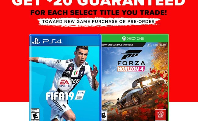 Gamestop On Twitter Get In Gear And Score Forza Horizon