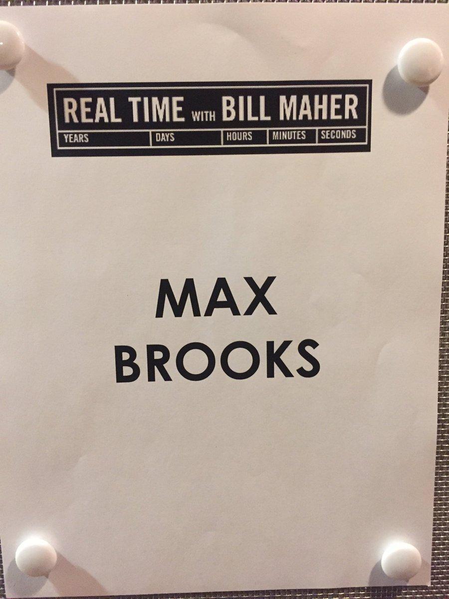 max brooks on twitter
