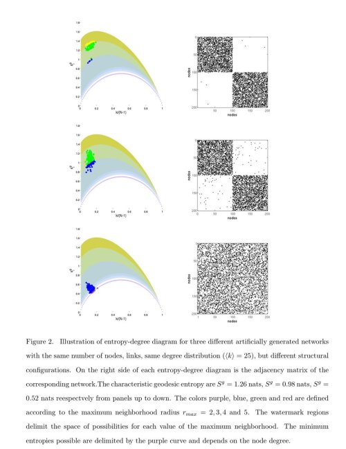small resolution of characterizing complex networks using entropy degree diagrams unveiling changes in functional brain connectivity induced by ayahuasca how the psychedelic