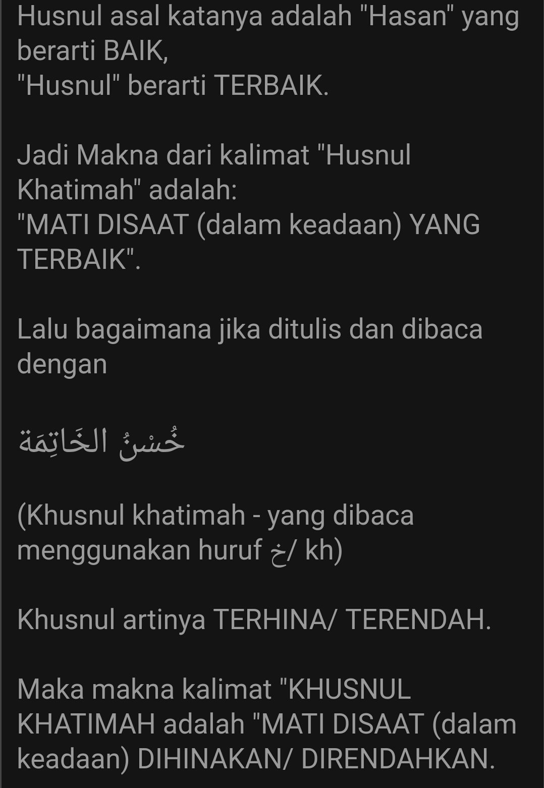 Khusnul Apa Husnul : khusnul, husnul, Indonesia, Twitter:,