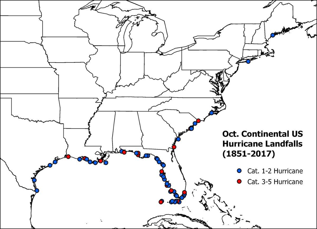 Forecasting monster hurricane Michael plus the ingredients