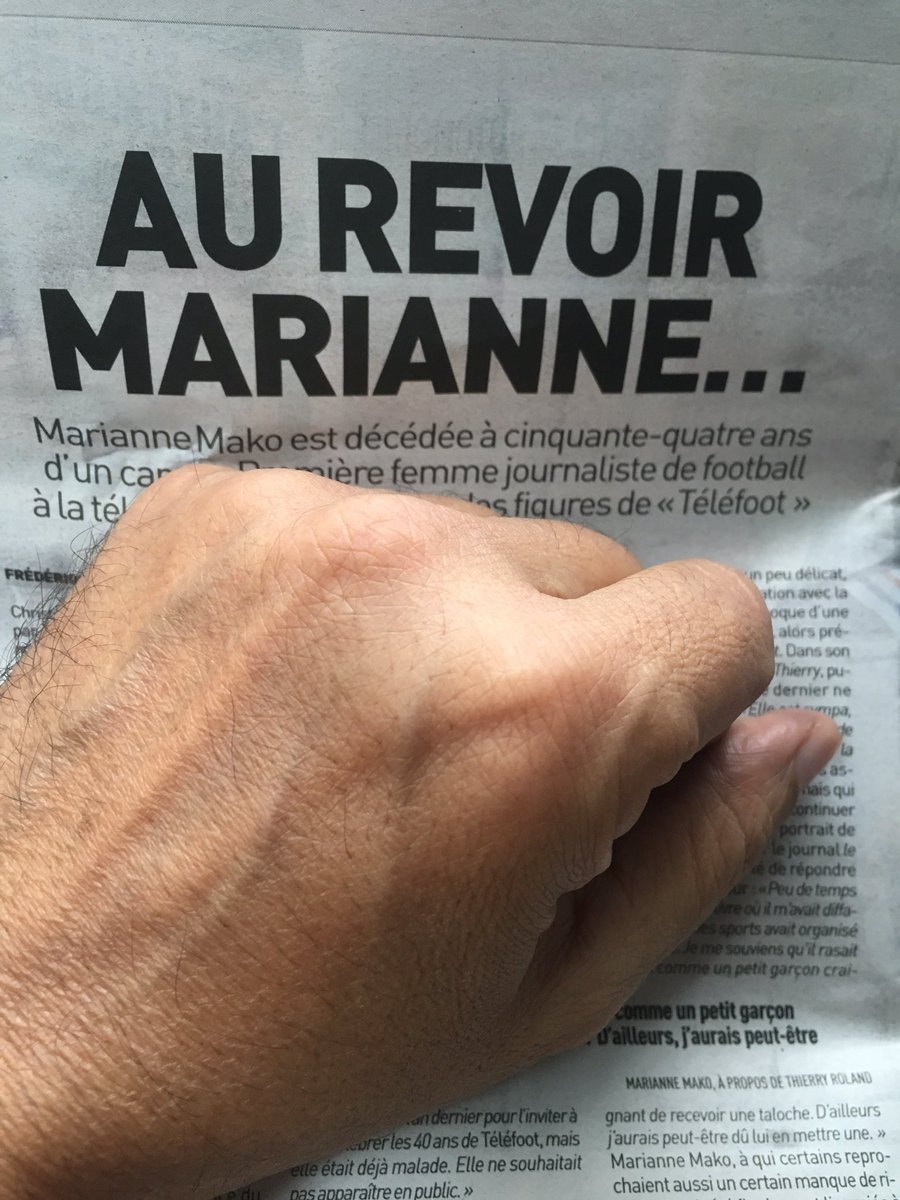 Didier Roustan Est Il Malade : didier, roustan, malade, DidierRoustan, Twitter:, Marianne..…