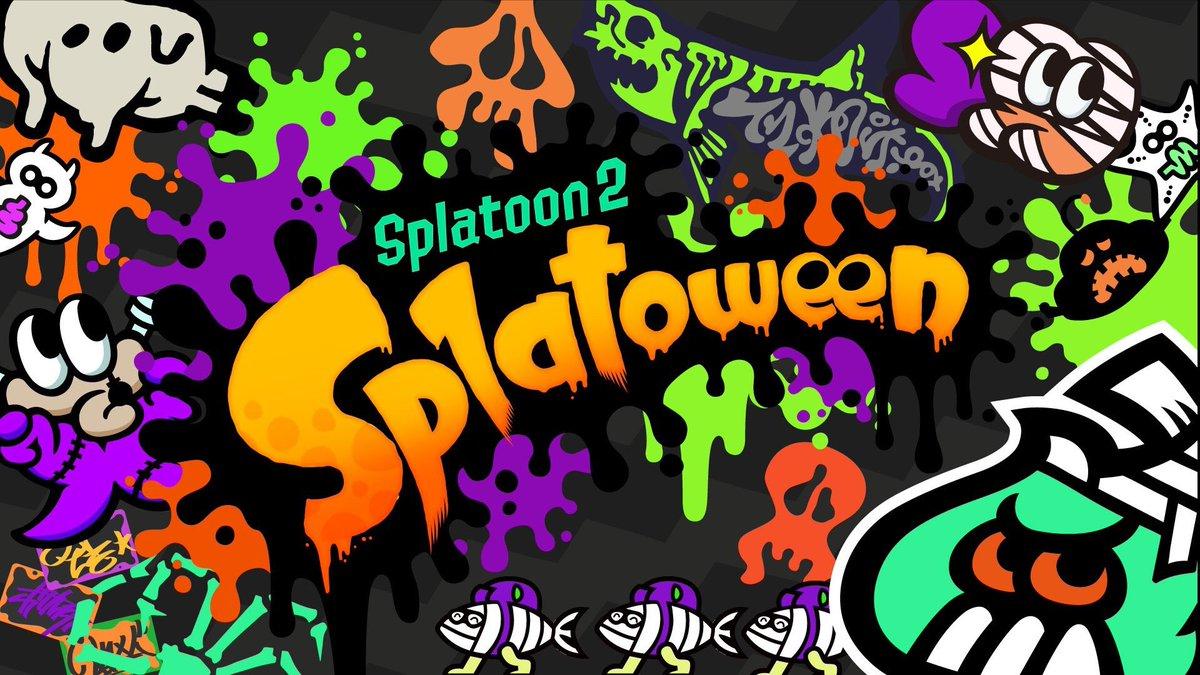 splatoon news on twitter