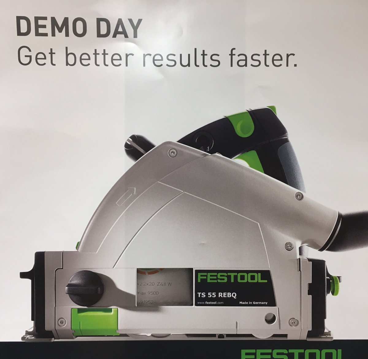 Festool Demo Days