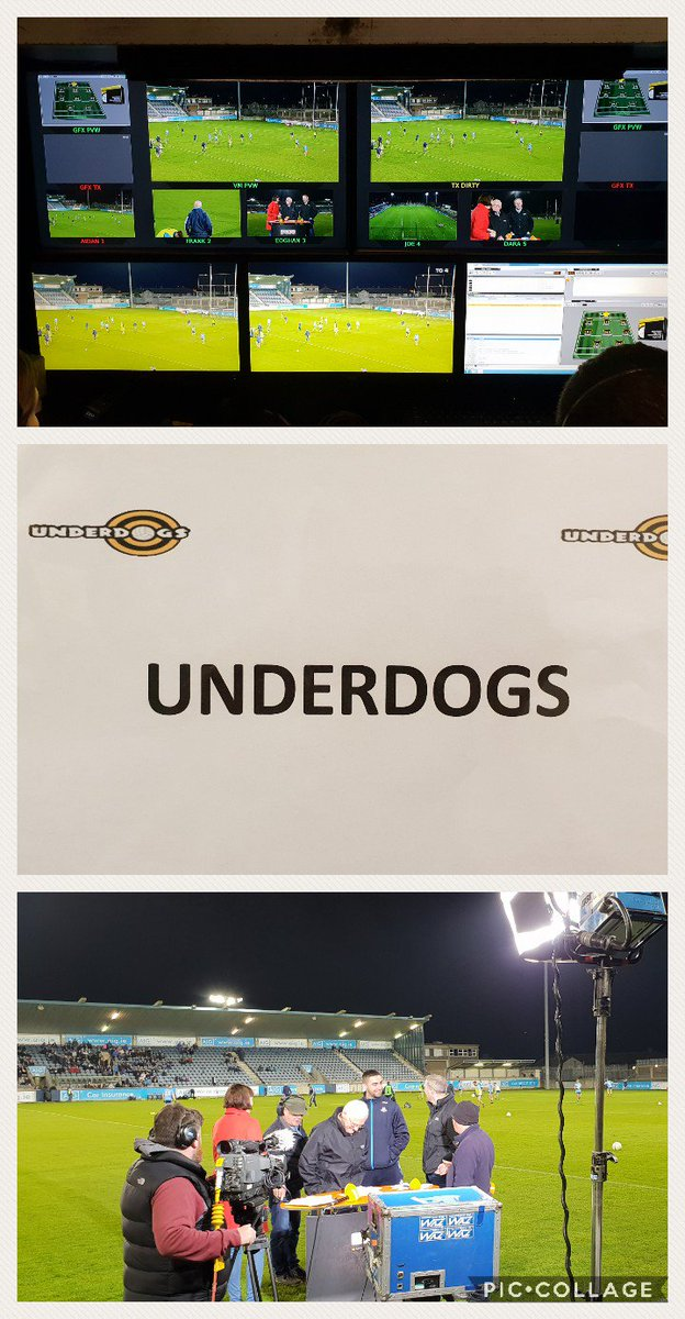 test Twitter Media - Tonight it's Parnell Park for the TVM  crew  as the Underdogs take on Dublin. Watch live now on TG4.  #Underdogs @SportTG4 @GAA_BEO @nemetontv https://t.co/2zylRNljl2