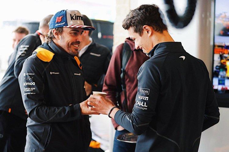 Fernando Alonso hadetto che Alpine meritava il podio nel Gran Premio di Russia, dopo averlo assaporato nelle fasi finali della gara...
