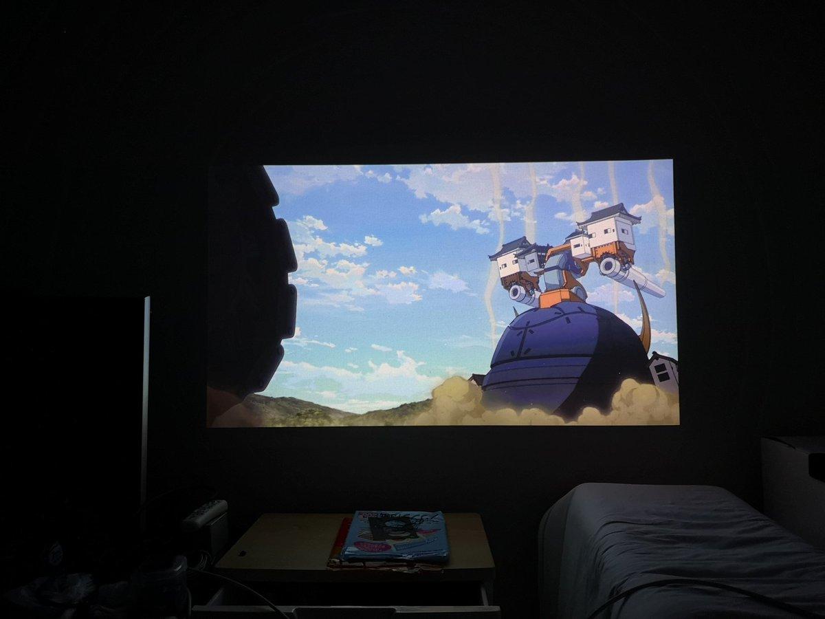 test ツイッターメディア - バットマンを見ていたはずが、城が自走を初めて変形、城ロボバトル、合体… これ風呂敷畳めるのかと不安になりながら観てましたけれど、週末の夜に見るには申し分ないエンタメ映画?でしたね。 #ニンジャバットマン https://t.co/uCIZ4nvwIg