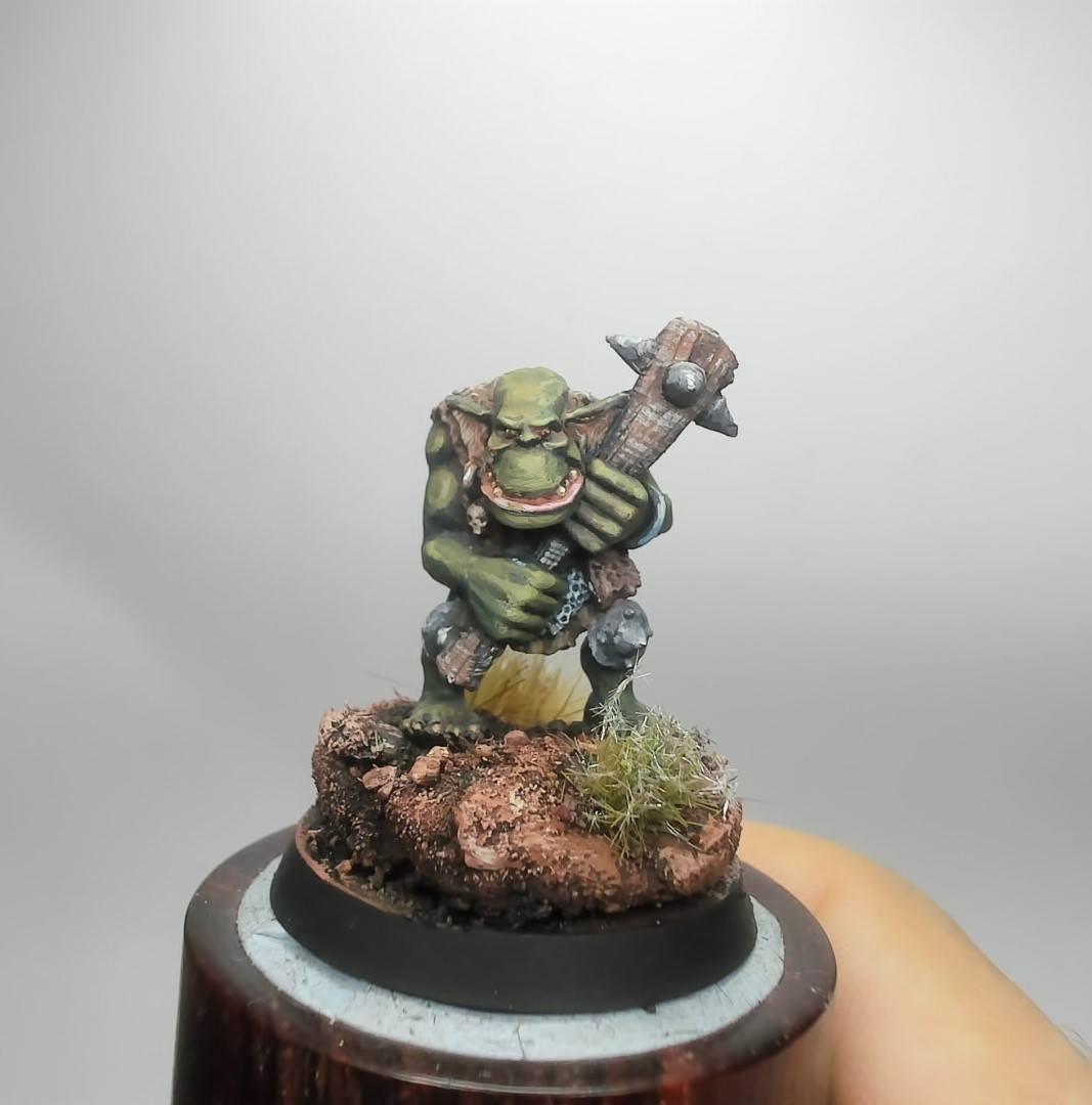 Ork Metal Jaw