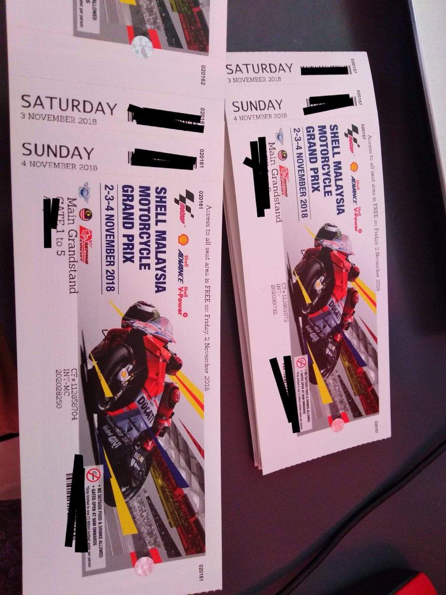 Tiket Motogp Sepang 2018 : tiket, motogp, sepang, Khairi, Twitter:,