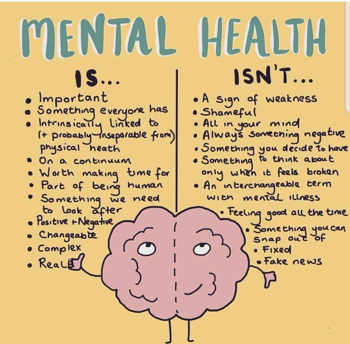 Jillian Harris On Twitter Today Is World Mental Health