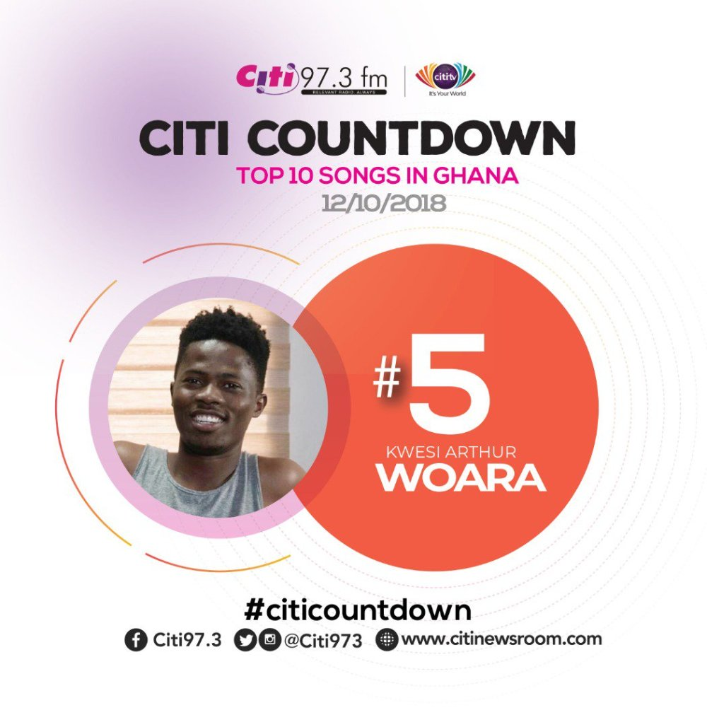 medium resolution of citinewsroom on twitter at the head of the flock again is sarkodie with