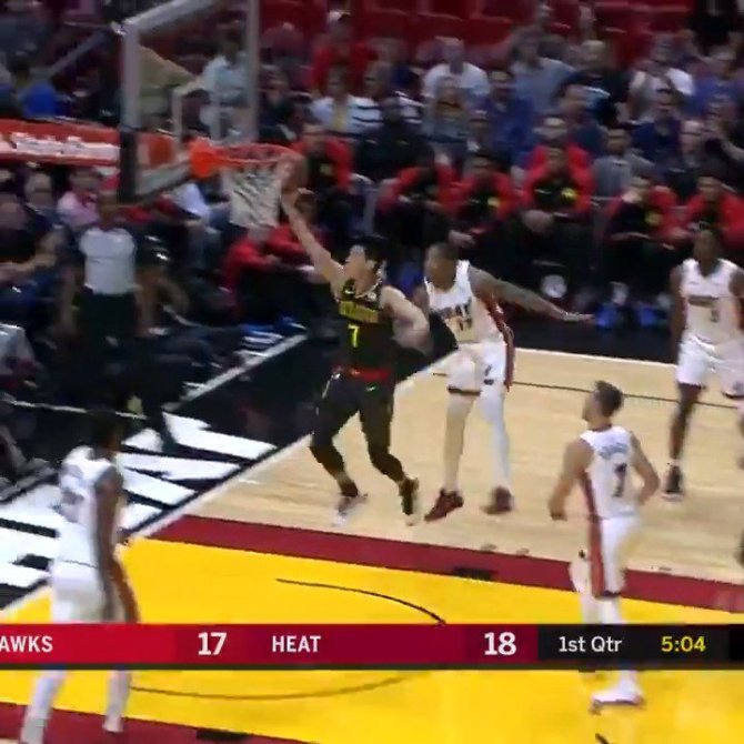 RT @nbagleague #GLeagueAlum @JLin7 dropped 20 points on 7-of-10 shooting from the field in the @ATLHawks' #NBAPreseason contest on Friday, adding 3 assists!  @ErieBayHawks ➡️ @ATLHawks