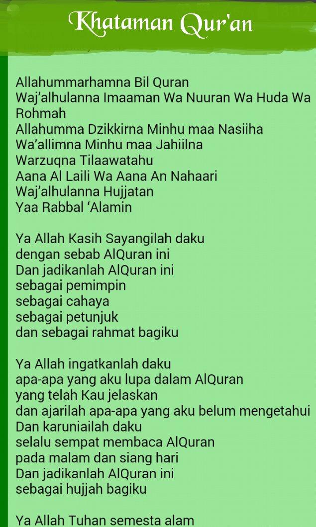 Allahummarhamna Bil Quran Artinya : allahummarhamna, quran, artinya, Dear,, Twitter:,