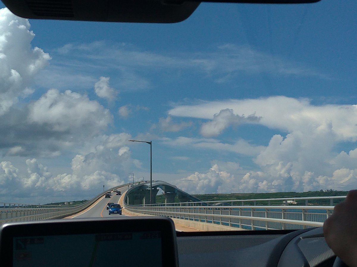 test ツイッターメディア - 伊良部大橋は当時まだなかったですなぁ… https://t.co/F9RevqMdxk