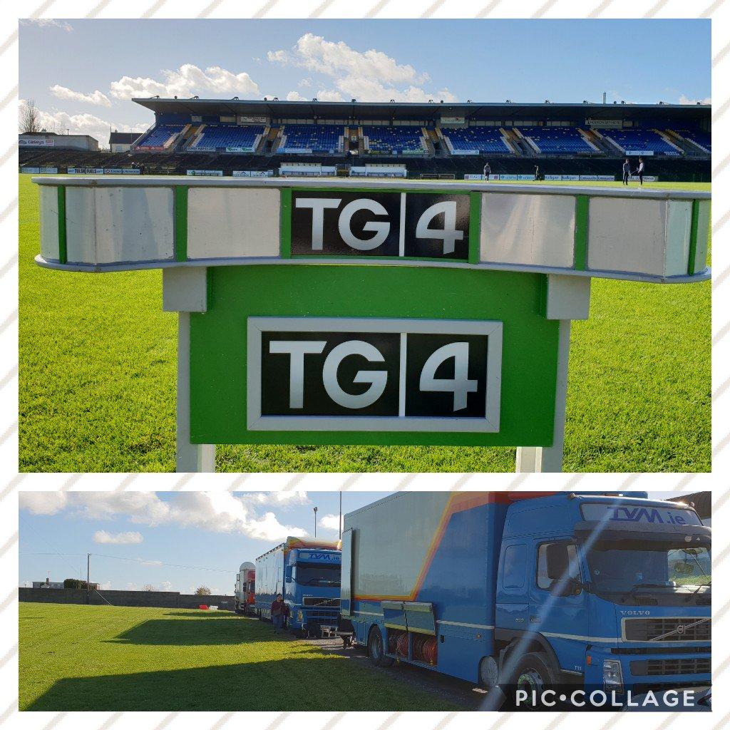 test Twitter Media - Providing Facilities for @nemetontv In Dr Hyde park for @GAA_BEO @SportTG4 for the Roscommon  Senior Football County Final. Watch live  now with throw in at 4pm. https://t.co/CjAtMr86I6
