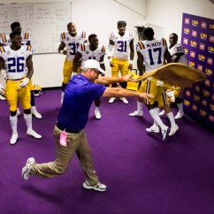 Lsu Folding Chairs Single Long Sofa Chair Death Valley Shook Creative 39s Pictures From Saturday