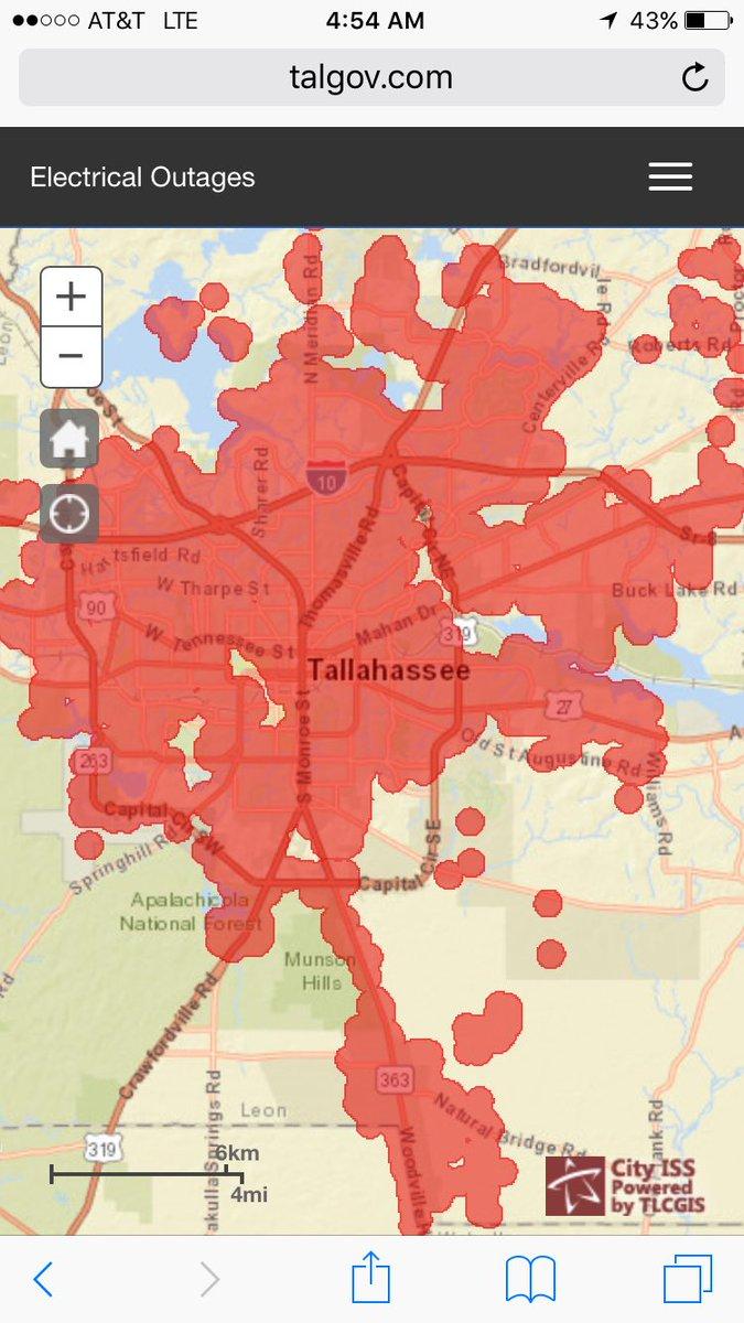 Water Utilities   City of Tallahassee Utilities