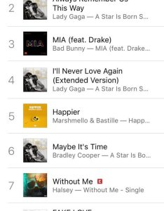 Jeff benjamin on twitter the newly released japanese version of bts bighit   fake love is currently top itunes songs chart also rh