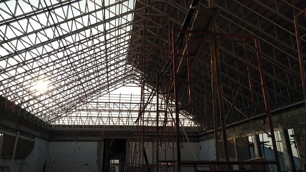 pemasangan baja ringan di bandung atap teduh lestari on twitter rangka