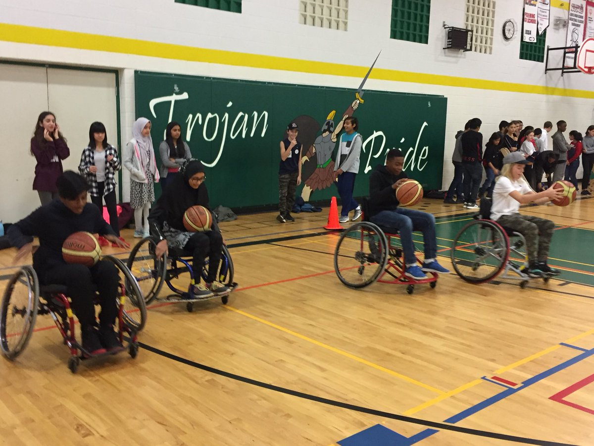 wheelchair volleyball menards lawn chairs 1 cent lincoln alexander ps on twitter our gr 8 ss participated in 10 27 am nov 2018