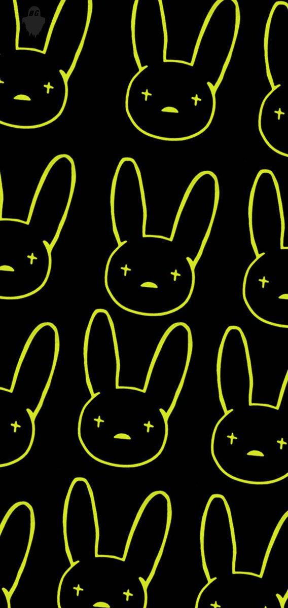 Bad Bunny Logo Wallpaper : bunny, wallpaper, Bunny, Wallpaper