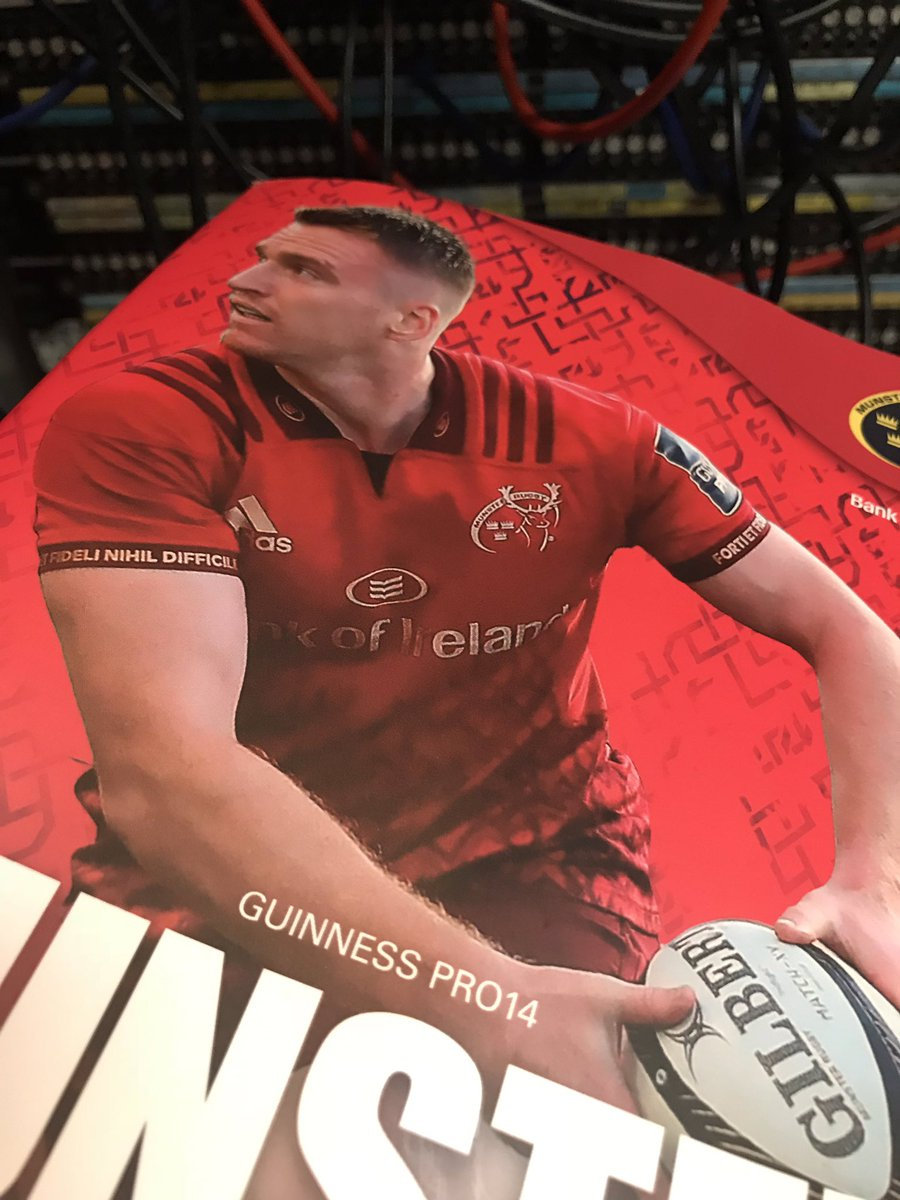 test Twitter Media - We are in Thomond Park today for EirSport, It's Pro14 time Munster v Glasgow warriors K.O here is at 17.15 https://t.co/LvXpTK1Tqa