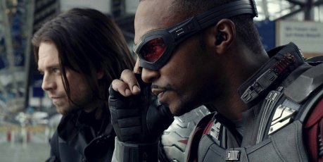 Resultado de imagem para twitter falcon and the soldier
