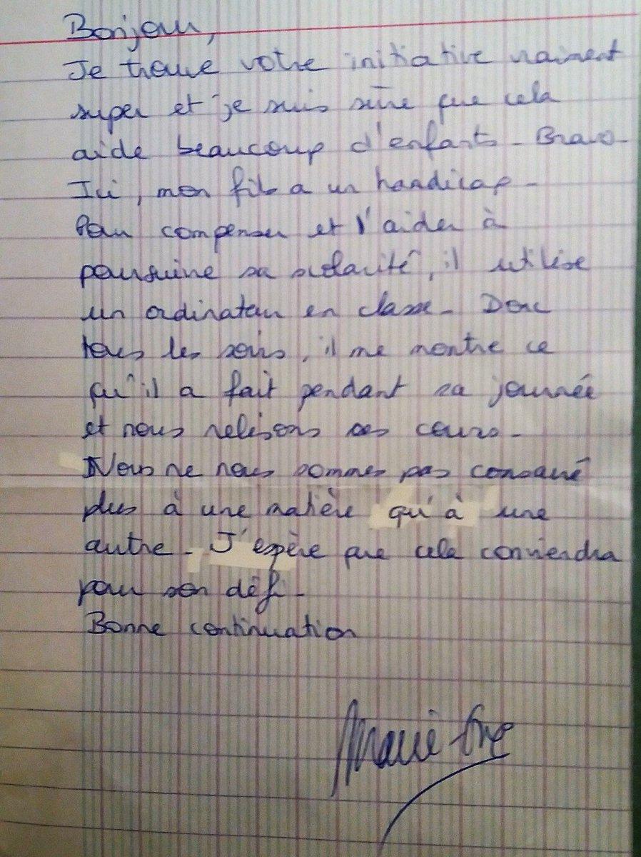 Lettre De Temoignage En Faveur De La Mere : lettre, temoignage, faveur, Energie, Jeunes, Twitter:,