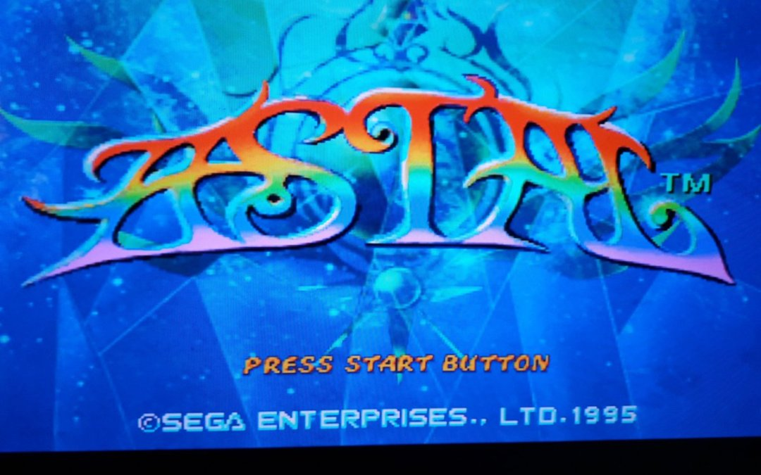 Way Back Wednesday: Remembering Astal for the Sega Saturn