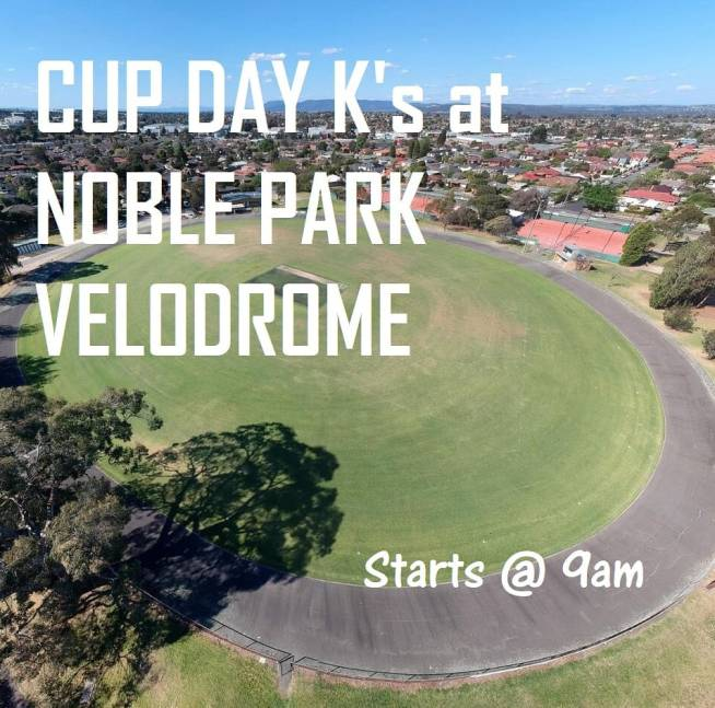 test Twitter Media - You can help save Noble Park velodrome and local history from being demolished by @greaterdandy council, donate to our @Chuffed to rebuild Noble Park Dandenong Cycling club & come to Cup day k's on Nov 6 https://t.co/zxBx31cutc https://t.co/SwEvwM0n6Z