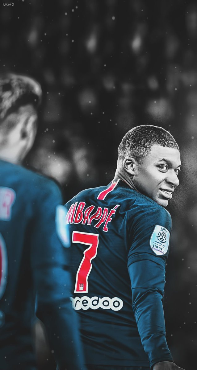 neymar an mbappe wallpapers lockscreen