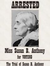 """Ingrid Foster Author on Twitter: """"Women, vote today and make an old woman  proud - Thank you, Susan B Anthony , Elizabeth Cady Stanton and all the  Suffragettes for marching, protesting, and"""