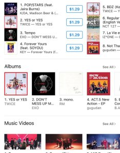 Gugudan global also on twitter notice usa itunes chart songs rh