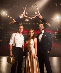 Vajn van den Bosch krijgt hoofdrol in Duitse Cirque du