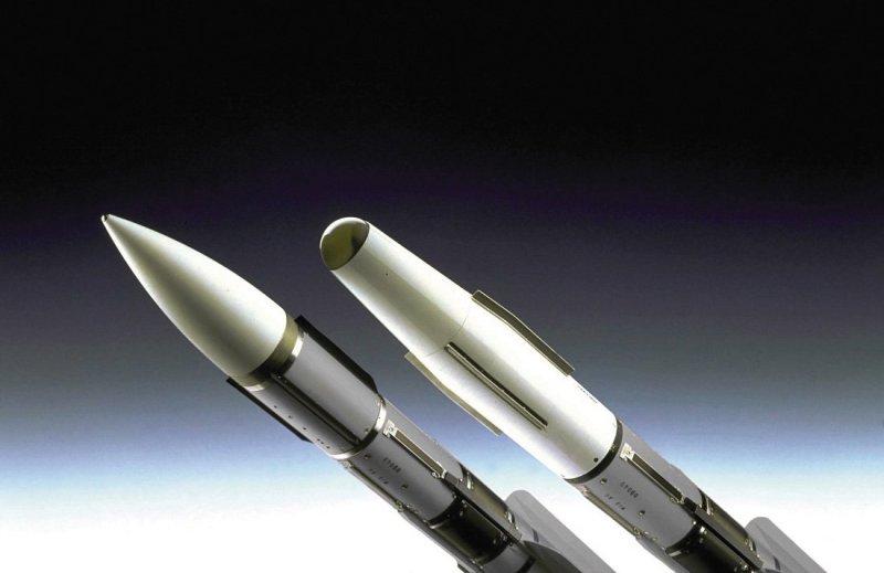 MBDA MICA NG anti-air missile