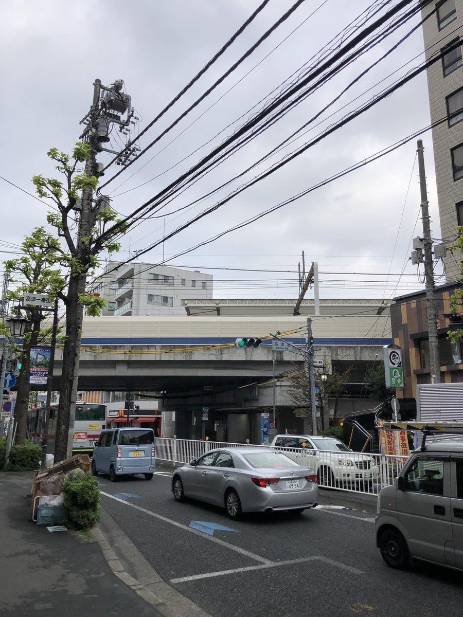 test ツイッターメディア - 高津駅なう〜 😗 https://t.co/1jY99Gy6XK