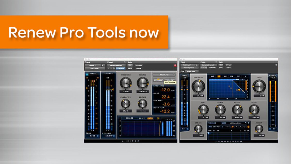 avid pro tools on