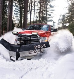 save yourself the pain of shoveling by calling our sales team to get a brand new boss snow plow 705 268 7600 bosssnowplow bossdealer snowplow  [ 1200 x 801 Pixel ]