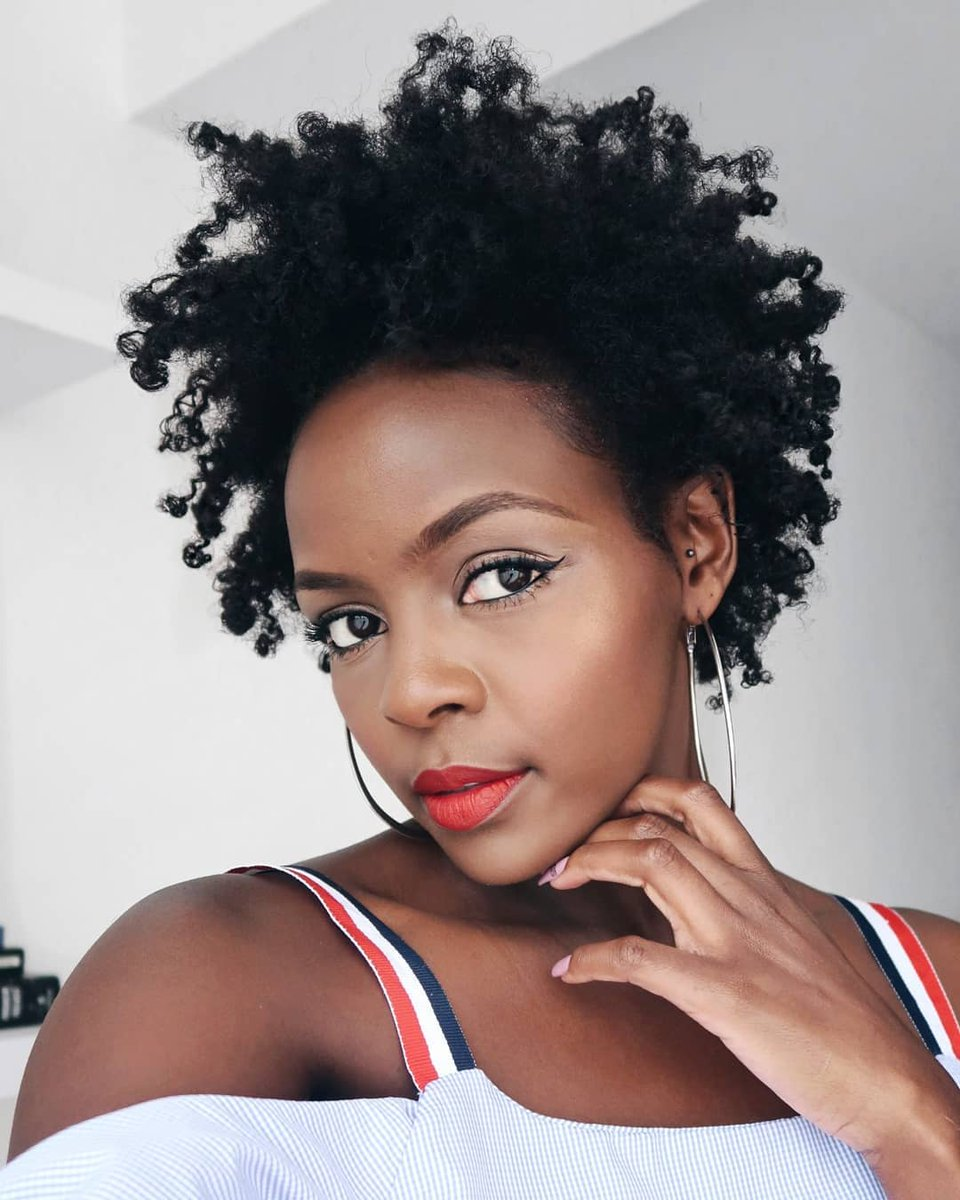Classic 105 Kenya On Twitter How To Slay A Natural Hair Look