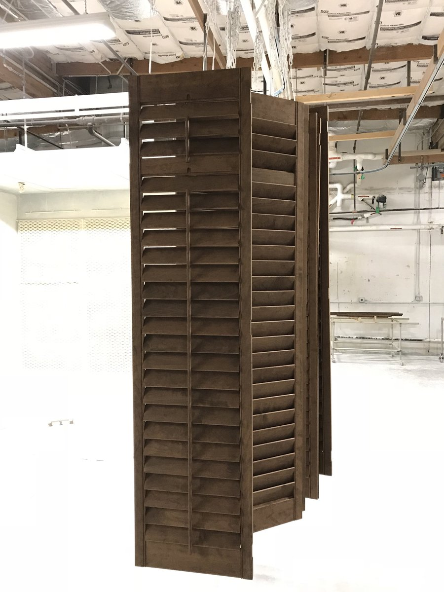 Woodfold Mfg On Twitter Get That Rich Look With Shutters