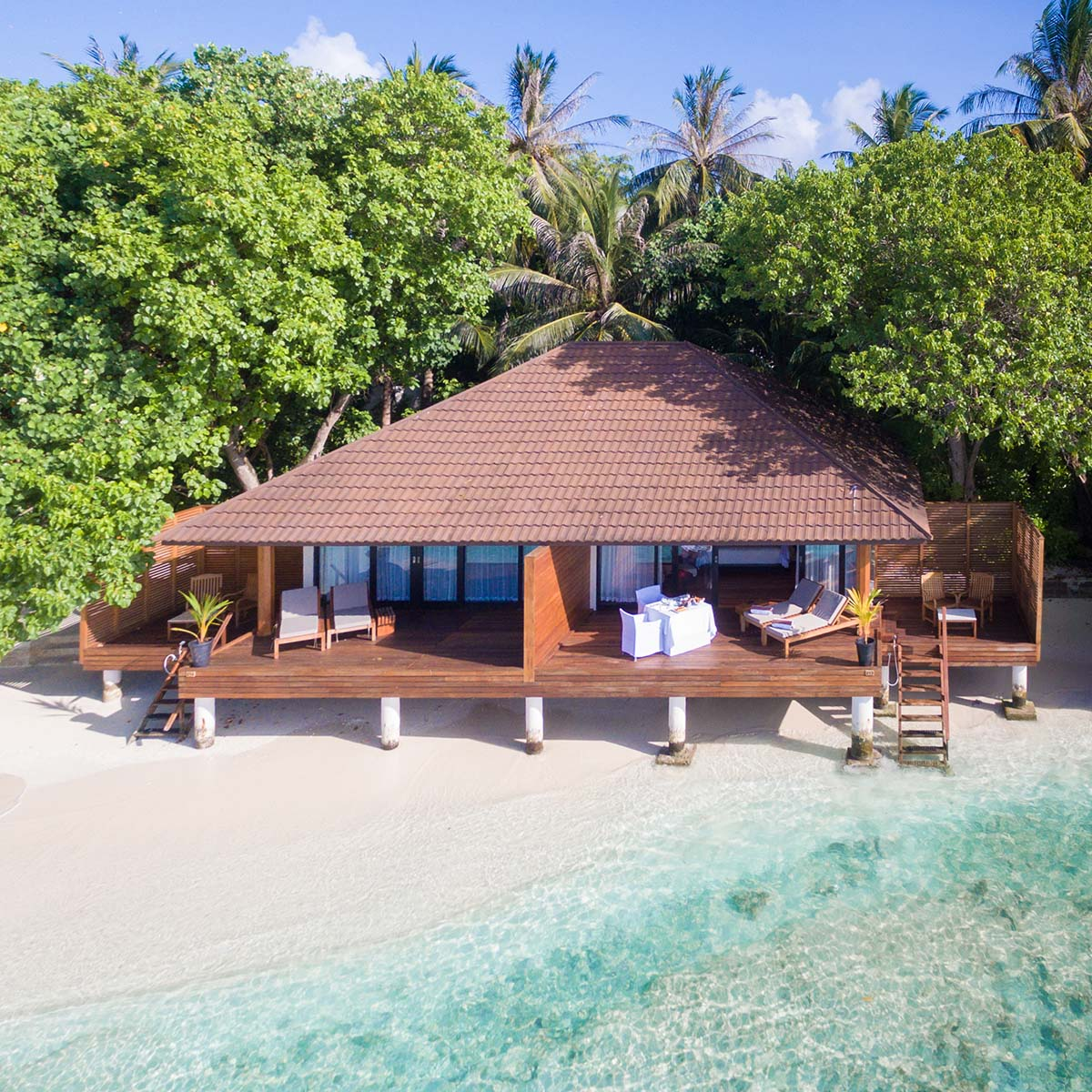 lily beach maldives on
