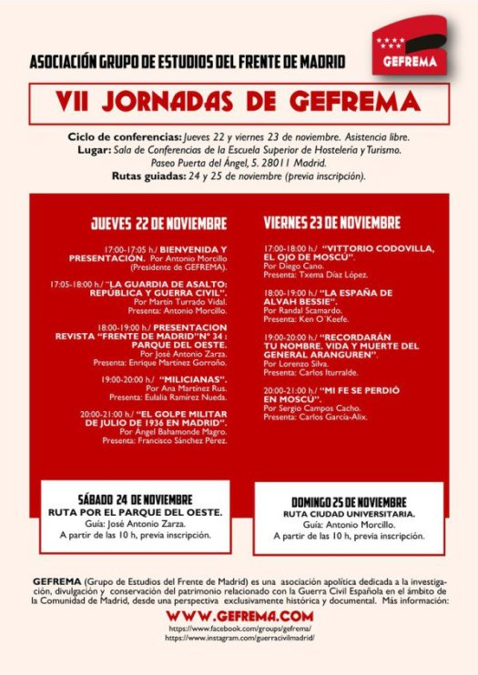 test Twitter Media - VII Jornadas de Gefrema. 22 al 25 Noviembre https://t.co/oF1iNyeFZu