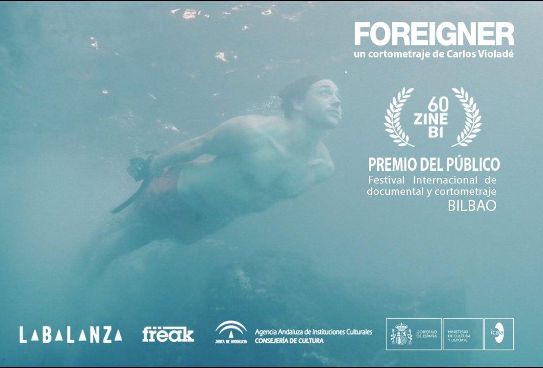 Resultado de imagen de foreigner cortometraje