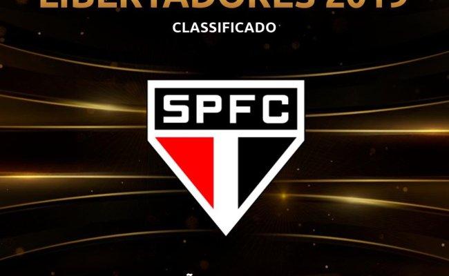 Conmebol Parabeniza O São Paulo Pela Classificação Na Copa Libertadores De 2019