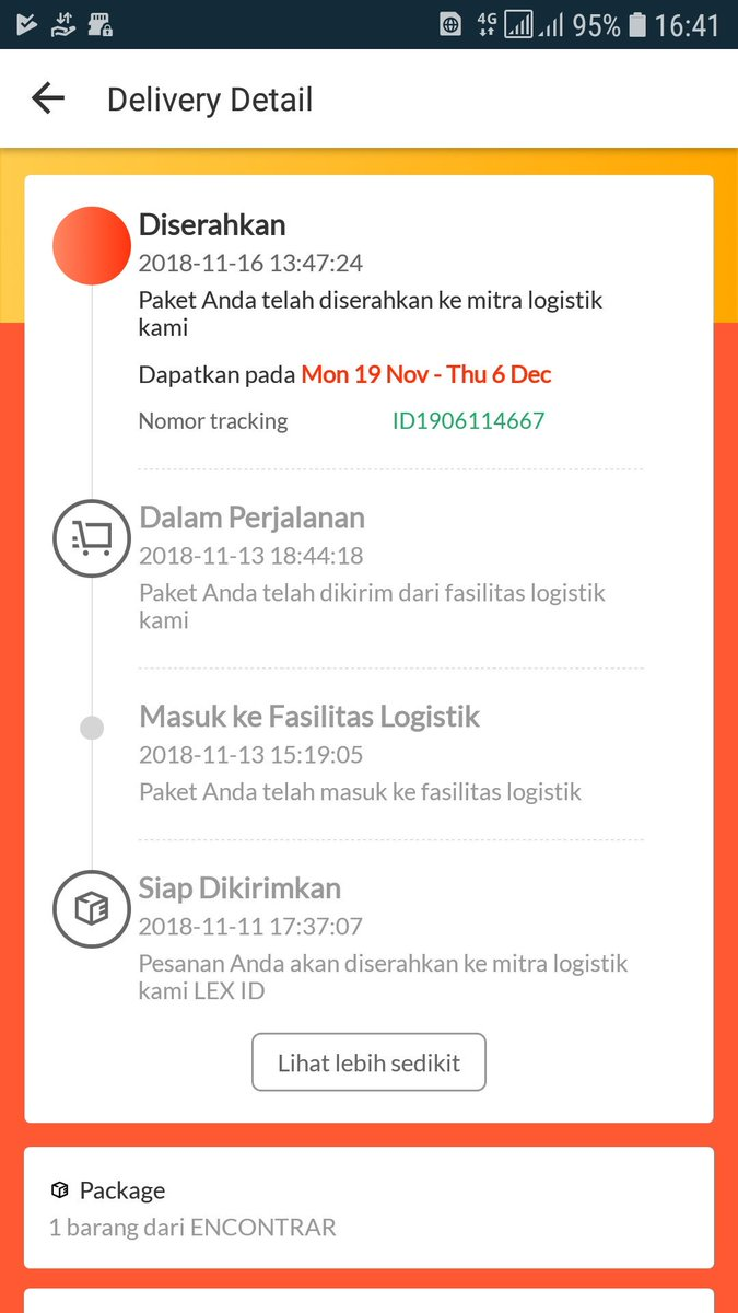 Lex Id Tracking : tracking, Lazada, Indonesia, Twitter:,
